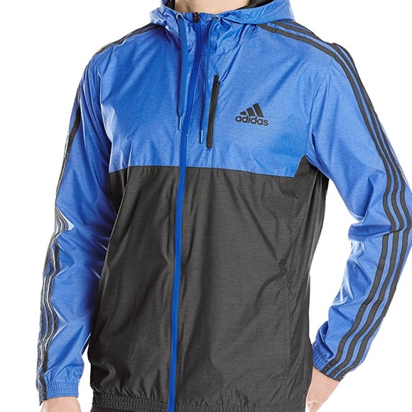 93727cd05467 🌦New Adidas Men s Essential Woven Jacket